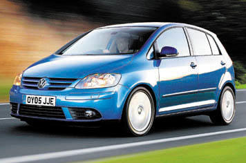 VW Golf Plus 1.6 FSI