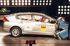 Prius/Insight star in Euro NCAP