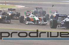 Prodrive confirms F1 plans