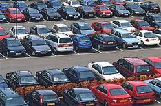 Nottingham's work parking levy