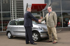 Rate cut boosts car industry