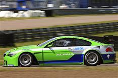 Video: Alpina B6 GT3 driven