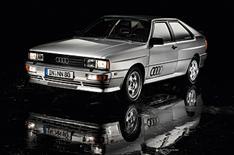 Audi's centenary special