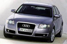 New A6 gives rivals a grilling