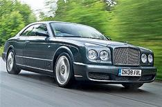 Bentley dealer 'runs out of cash'