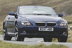 Revised BMW 6-series range