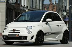 Special Fiat 500 Abarth launched