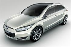Hyundai i40: details emerge