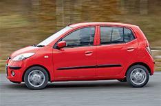 Car emissions declining