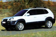 Hyundai Tucson takes the soft road