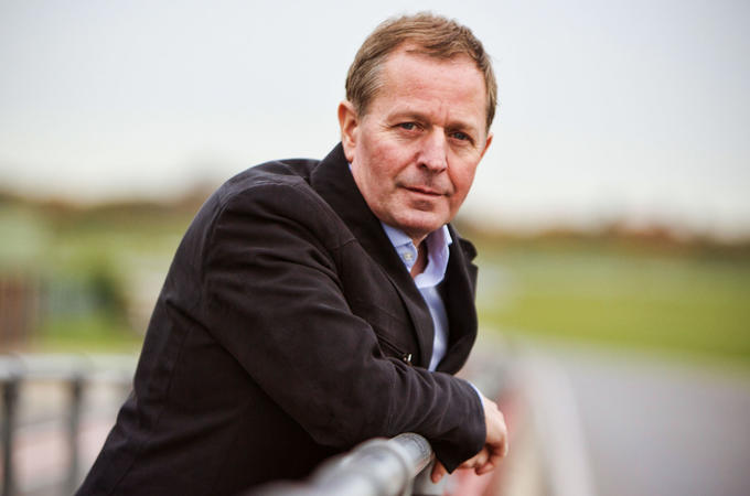 Martin Brundle interview - lead