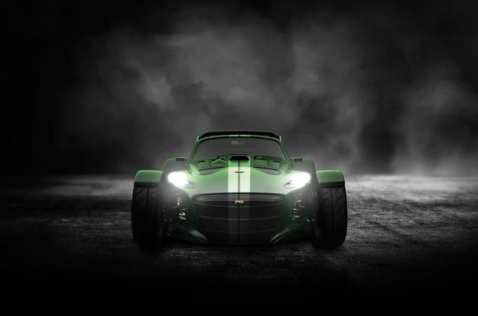 Donkervoort D8 GTO JD70 - static front