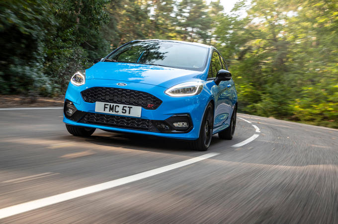 Ford Fiesta ST Edition 2020 UK first drive review - hero front