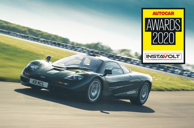 Autocar Awards 2020: McLaren F1 named Readers' Champion