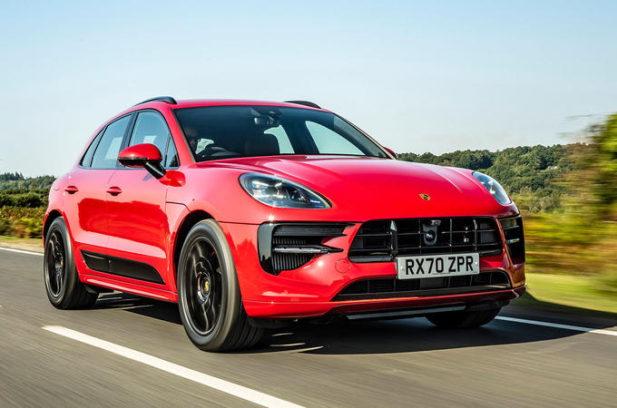 1 Porsche Macan GTS 2020 UK first drive review hero front