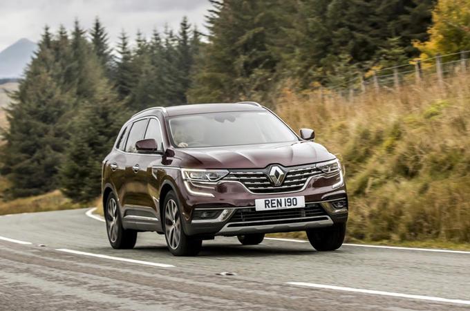 Renault Koleos - hero front
