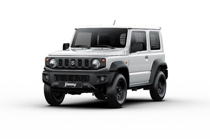 2020 Suzuki Jimny Commercial - front