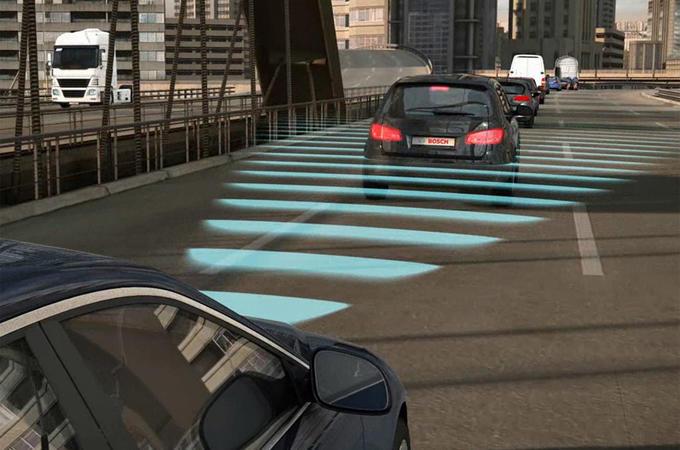 Lane keeping system