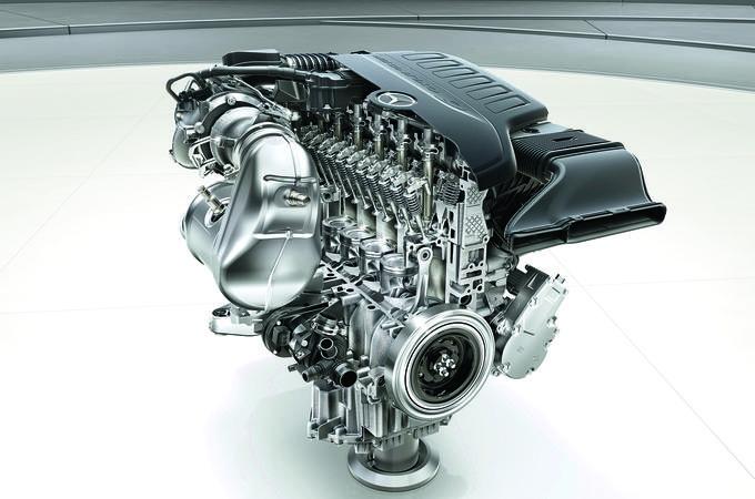 Mercedes-Benz straight-six engine