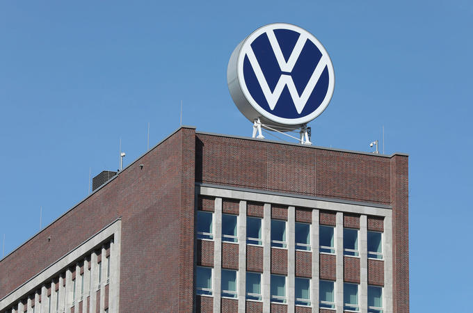 Volkswagen offices