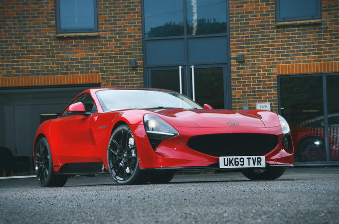 TVR Griffith 2020