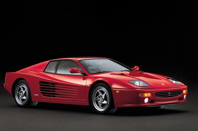Ferrari F512M