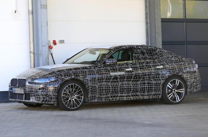 BMW i4 M prototype2835