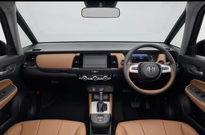 Honda Jazz 2020 - interior
