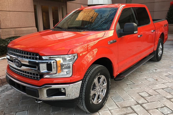 Ford F-150: a UK perspective on an American giant