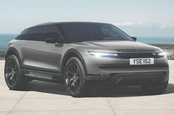 Range Rover EV