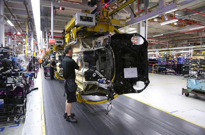 SMMT car production