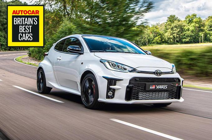 Britain's best manufacturer - Toyota