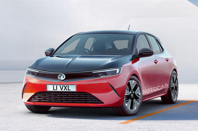 2021 Vauxhall Astra render, as imagined by Autocar