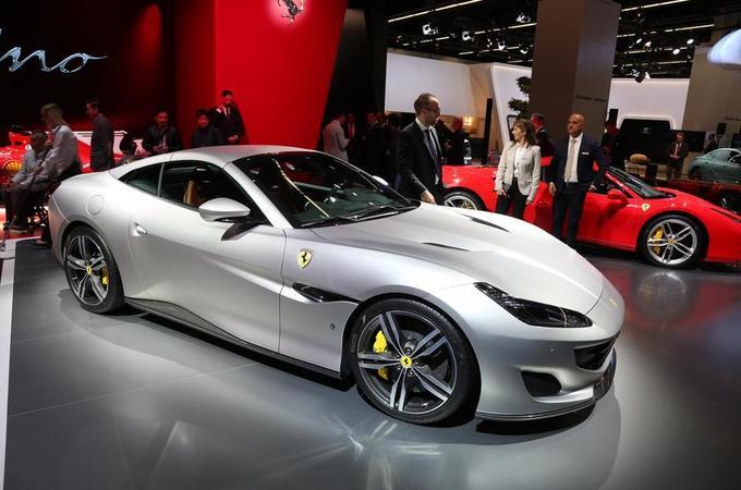 Opinion: The Ferrari Portofino is a big step forward in design