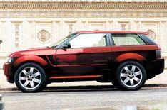 Range Rover's Porsche rival