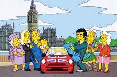 Homer in a Mini... d'oh!