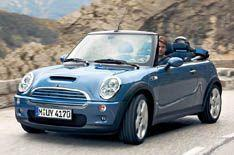 Mini Convertible gets supercharged