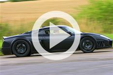 Noble M600 driven - video special