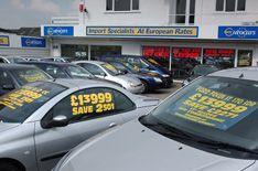 Car sales woes easing