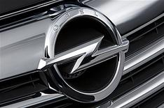 China's BAIC may bid for Opel