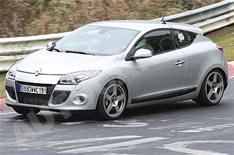 Spied: Renaultsport Megane