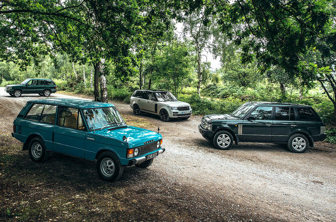 The Range Rover has been one of the world's greatest cars since it made its debut half a century ago…