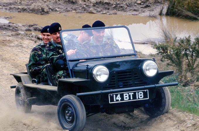 The original Mini celebrated its 60th birthday in 2019.