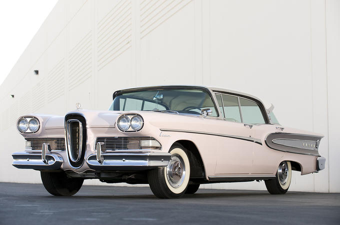 For embarrassing, grand-scale corporate catastrophes there was once only one word: Edsel.