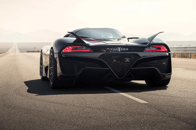 Speed matters, especially when it comes to the fastest production cars in the world.