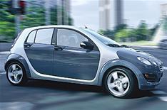 Merc/Renault in Smart tie-up