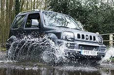 Updated Suzuki Jimny launched