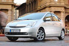 Prius hybrid now on sale