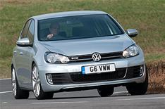 VW Golf is Europe's top seller