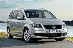 VW launches Touran Match